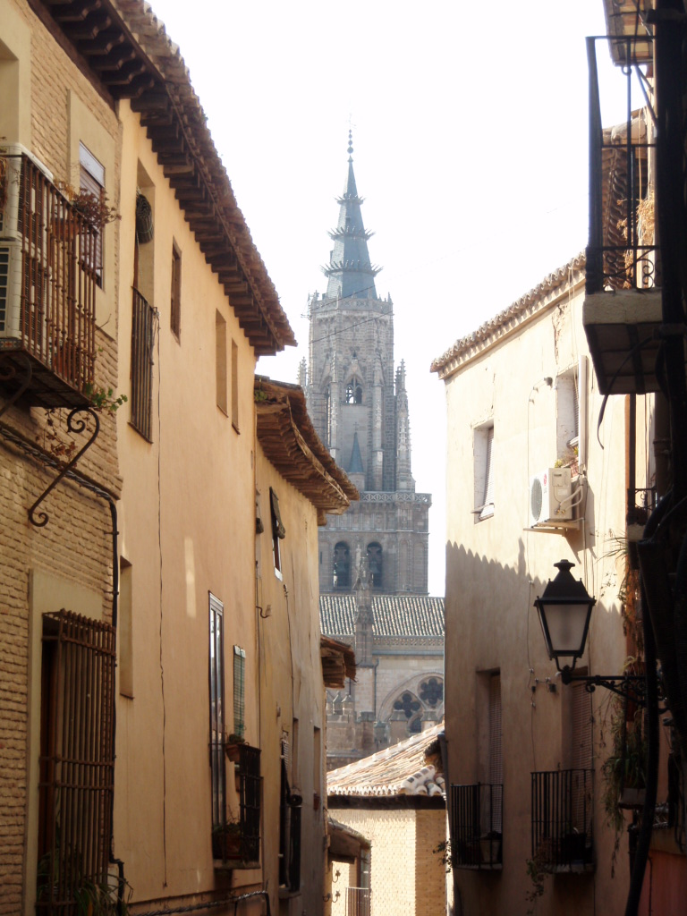 P2221507 太陽と情熱の国スペイン <トレド> 世界遺産: おとめ座の1等星・スピカ